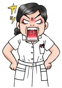 病院の看護師などの態度がすごく悪い場合はどこに …